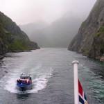 Datos sobre Noruega, fiordos Noruegos